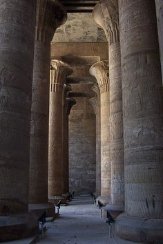 Luxor, Egypt #middle...