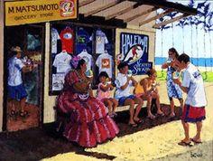 Shave Ice by Al Furtado at Maui Hands