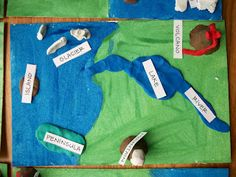 Teaching...with LOVE: Landforms