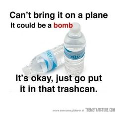 Airport Security's Logic