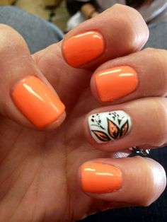 #fall #nailart