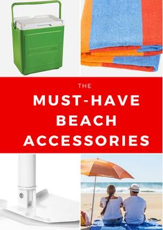 Must-Have Beach Acce