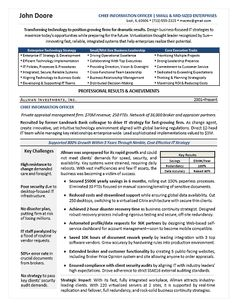 resume samples on pinterest resume php and technology