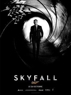 Skyfall....any James Bond movie!