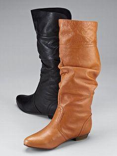 Steve Madden Candence Leather Boot #VictoriasSecret http://www.victoriassecret.com/shoes/most-wanted-boots/candence-leather-boot-steve-madden?ProductID=70718=OLS?cm_mmc=pinterest-_-product-_-x-_-x
