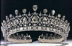the duchess, princess, crown jewel, queen, diamond, royal jewel, fife tiara, wedding gifts, tiaras