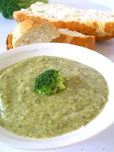 Broccoli Soup #vegan