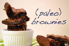 PALEO * brownies