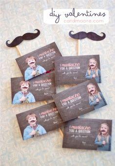 DIY Valentine Cards