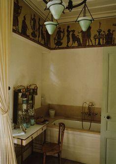 Bathroom, Chateau Gabriel