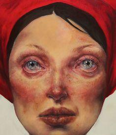 Untitled, 2012 by Afarin Sajedi, born 1979 in Shiraz, Iran. http://www.afarinsajedi.com
