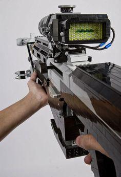 LEGO Halo Sniper Rifle