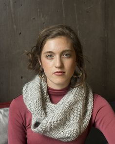 Ravelry: Diamond Cowl pattern by Kristen Ashbaugh-Helmreich