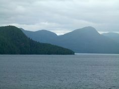 mountain, road