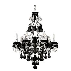 I pinned this Schonbek Cappela Chandelier from the Mr. Goodwill Hunting event at Joss and Main!