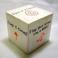 Fun idea for group icebreaker!