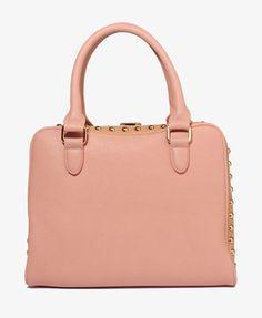 Studded Doctor's Bag   FOREVER21 - 1019571686