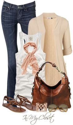 """Casual Day"" by in-my-closet on Polyvore"