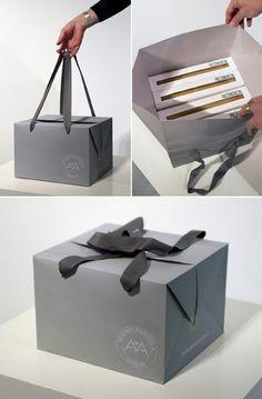 Nice packaging