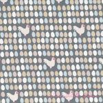 Beth Snyder 1canoe2 Chicken and Egg Gray [AF-7562-C] - $9.95 : Pink Chalk Fabrics is your online source for modern quilting cottons and sewing patterns., Cloth, Pattern + Tool for Modern Sewists