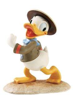 Summer Splash Deals: Donald Duck as the Happy Camper. ON SALE NOW FOR 1100 POINTS
