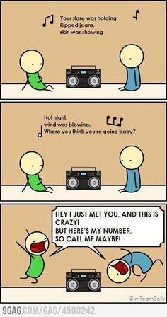 Hahaha! :D It's so true!!!