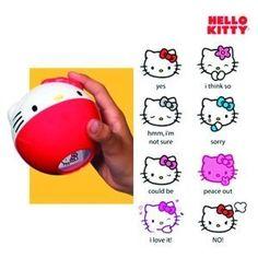 Hello Kitty Magic 8 Ball