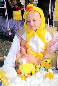 Children make their debut for the 105th annual Wildwoods Baby Parade