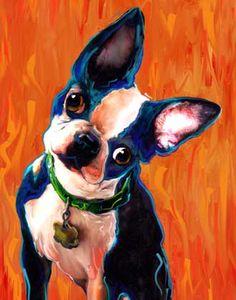 ♥ Boston Terrier Love ♥