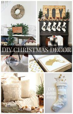DIY Christmas Decor