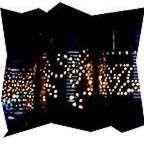craftygal table - Tin Can Lanterns