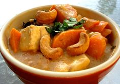 Chef Chloe's Vegan Panang Curry