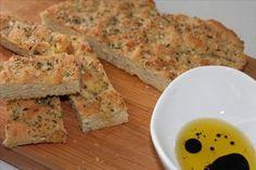 Italian Flat Bread - gluten free