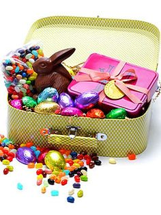 Not your same old Easter Basket. LOVE!