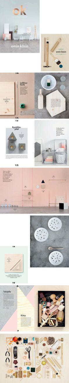 OK magazine / pastels