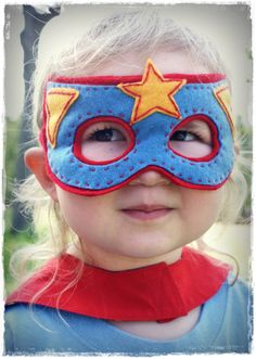 Superhero mask DIY | Cool Mom Picks