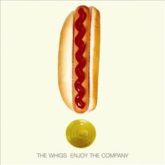 The Whigs with Enjoy The Company (Sept. 2012) have zeroed in on their strengths & wound up with a rich, layered pop album that suggests a long, interesting future.