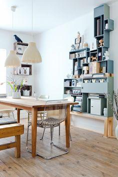 Cool shelf
