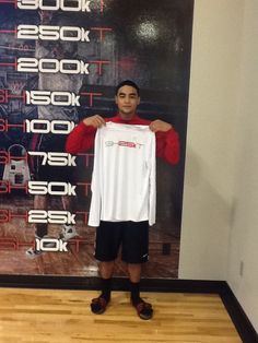 Congrats to Tre Eisenhut for making over 25K shots!!! #iAmArete #BallisLife #BasketballNeverStops #Shoot360