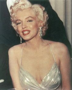 Marylin Monroe. The Iconic Marylin.