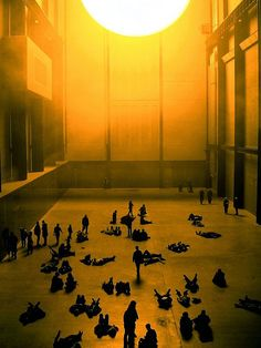 The Sun The Tate Gallery 2003