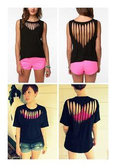 clothes в Pinterest Рубашка Своими Руками, Аппликации и Рубашки И Футболки