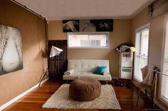 beautiful home studio- photography