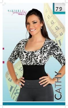 Fajate Body Shaping Top - Cathy $28.99 Discreet and stylish. Perfect everyday wear with a nice confidence boost!