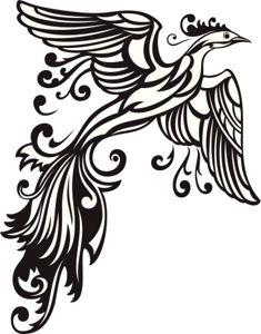 beautiful #phoenix tattoo