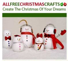 freebies2deals- christmas crafts