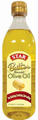 New! Butter Flavored Olive Oil available at @Walmart