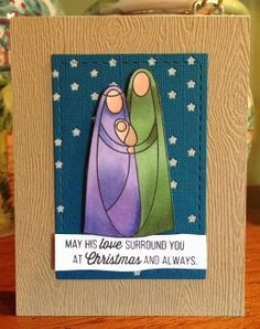 Nativity: SSS, falling stars die: SSS, Glitter me Silly