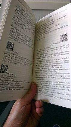 #QR-codes im Buch ... gute Idee?