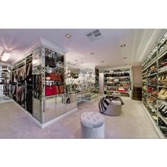 celebrity closets | Celebrity Closets